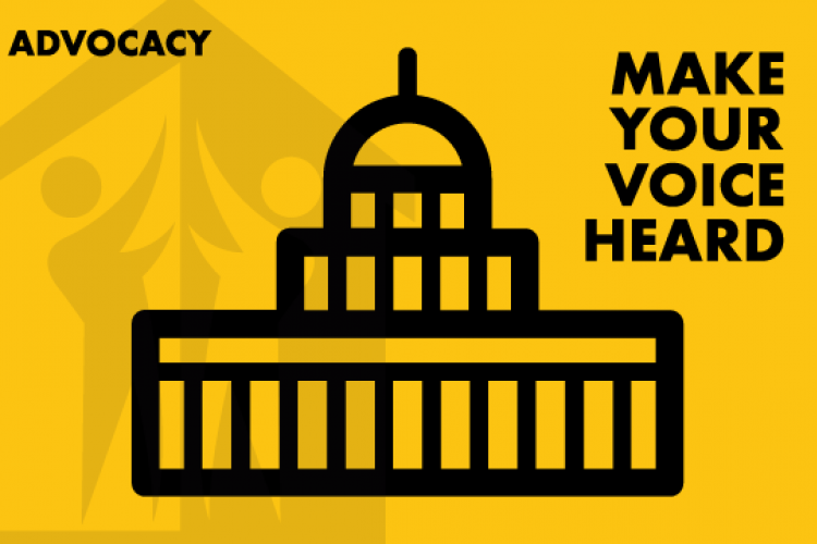 make your voice heard by knowing your elected officials