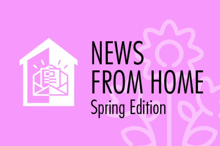 News from HOME Spring 2019 Edition