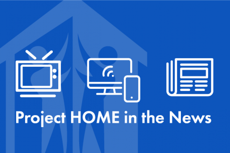 Project HOME in the News