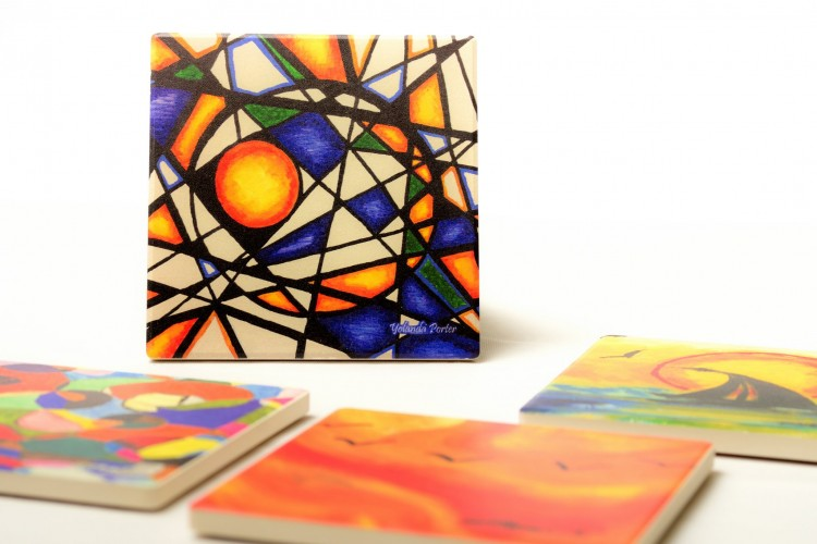 Coasters (Set Of Four)