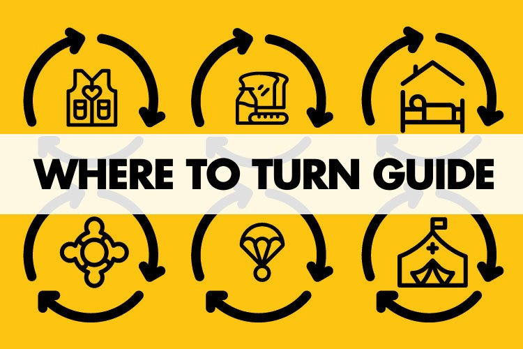 Where to Turn Guide - Print Version