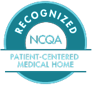 Recognized NCQA Patient-Centered Medical Home logo